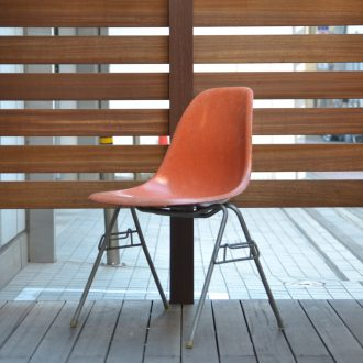Side Shell Chair / Herman Miller / 80's