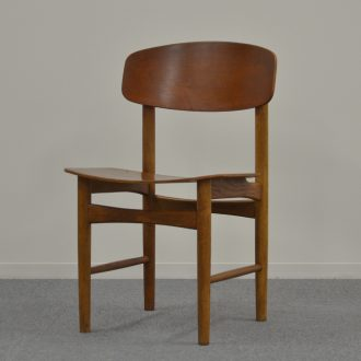 Vintage Dining Chair (Model.122) / Borge Mogensen