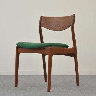 Dining chair / DENMARK / 緑布座面