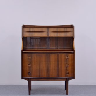 Writing  Bureau / Rosewood